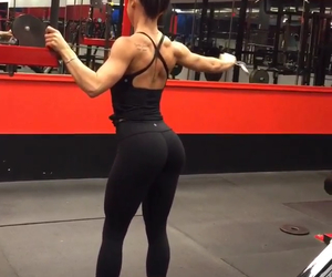 squat, workout, and fitinspiration image