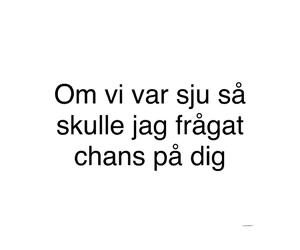 svenska text image
