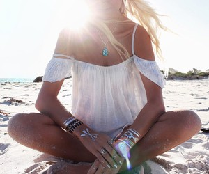 summer and fashion image