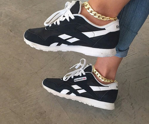 shoes, reebok, and style image