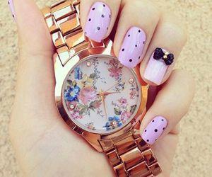 accessory, jewelry, and nail polish image