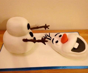 cake, disney, and funny image