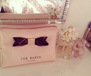 pink, girly, and ted baker image