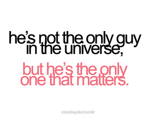 love, quote, and guy image