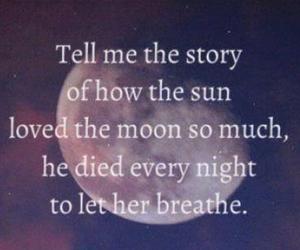 endless, moon, and moonchild image