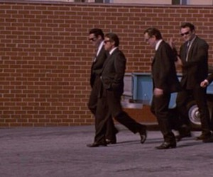 reservoir dogs and film image