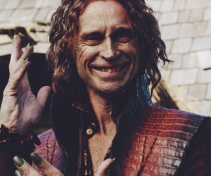 once upon a time, magic, and rumpelstiltskin image