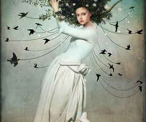 art, fantasy, and mystic image