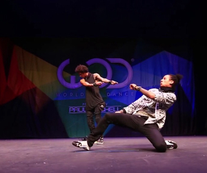 dance, france, and hiphop image