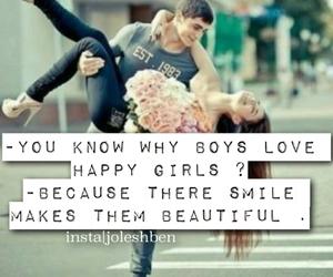 beautiful, girl, and men image