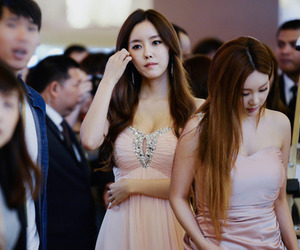 hyomin and qri image