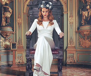 lana del rey, born to die, and Queen image