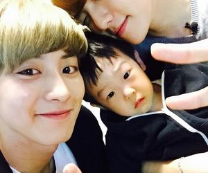 chanyeol, exo, and baekhyun image