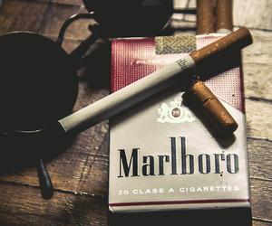 marlboro, relax, and smoke image