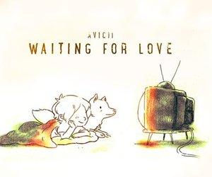 avicii and love image