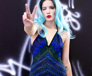 halsey, indie, and music image