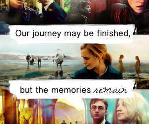 harry potter, memories, and hermione granger image