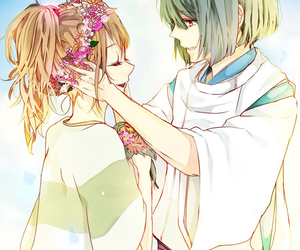 anime, chihiro, and couple image