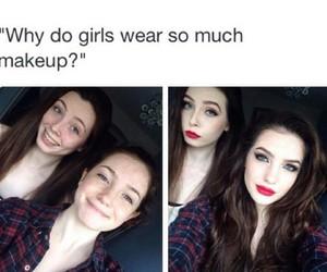girls and make up image