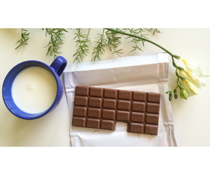 candy, chocolate, and cup image