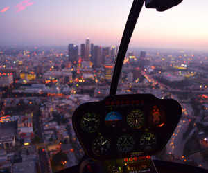 downtown, grunge, and helicopter image