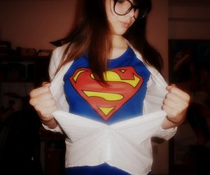 cutie and supergirl *_* image