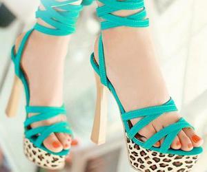 fashion, heels, and platform image