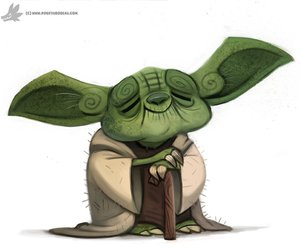 star wars, yoda, and lucas film image