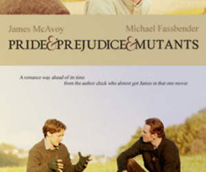 funny, james mcavoy, and mutant image