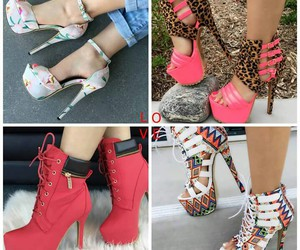 shoes fashion girly heels image