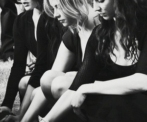 pretty little liars, pll, and black and white image