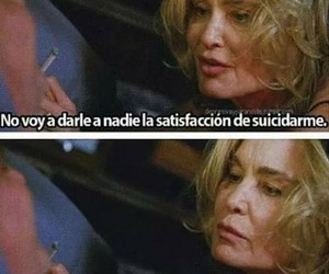 suicide, american horror story, and quotes image