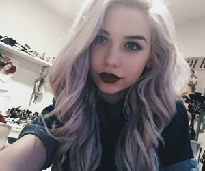 amanda steele, hair, and amanda image