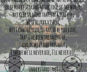 bands, inspiration, and song lyrics image