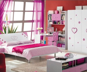 furniture, interior, and bedroom ideas image