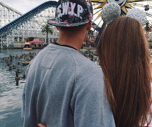california adventure, photography, and couple image