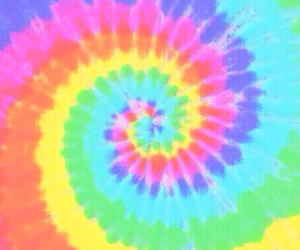 colorful, tie dye, and wallpaper image