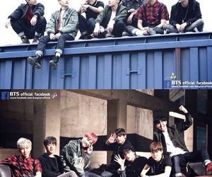 bts, bangtan boys, and bangtan image