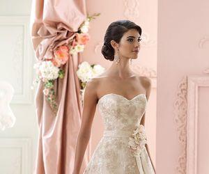 beautiful, bridal, and woman image
