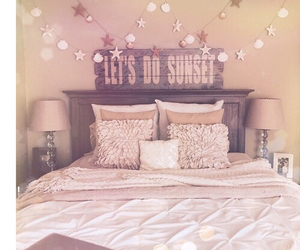 beach, bed, and tumblr image