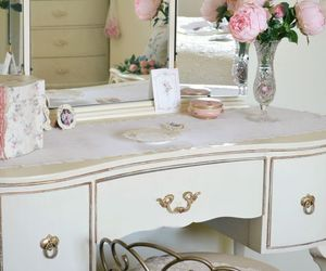girl, lovely, and shabby chic image