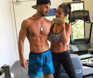 fitness, fitness goals, and relationship goals image