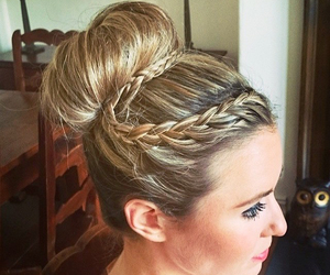 beautiful, braid, and talented image