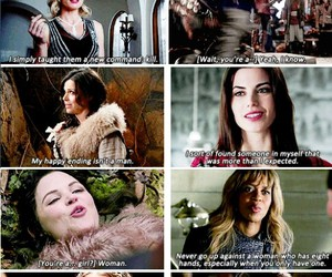 onceuponatime, ouat, and strongwomens image