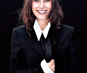 keira knightley, smile, and actress image
