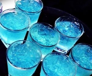 alcoholic, blue, and color image