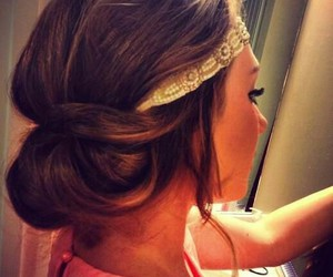 hair, hairstyles, and hairstyle image