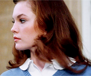 50s, Diane Lane, and high school image