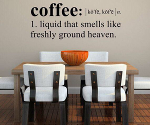 coffee, definition, and word image
