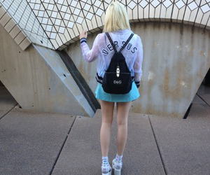 pale, grunge, and blonde image